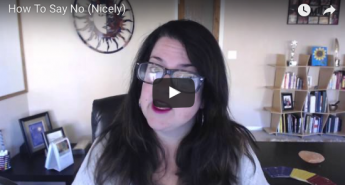 How to Say No (Nicely) – vlog