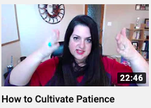 CultivatePatience