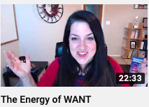 Energy of WANT