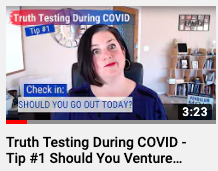 Truth Testing during COVID-19 - Tip #1